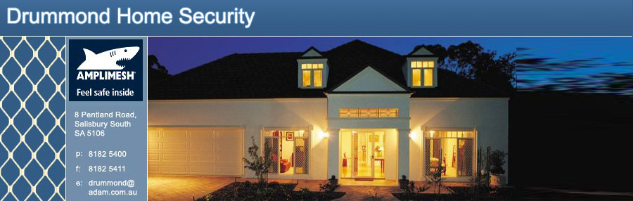 Drummond Home Security